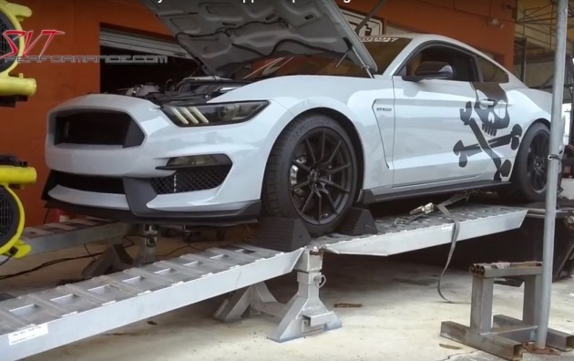 Lethal Performance 2016 Mustang GT350