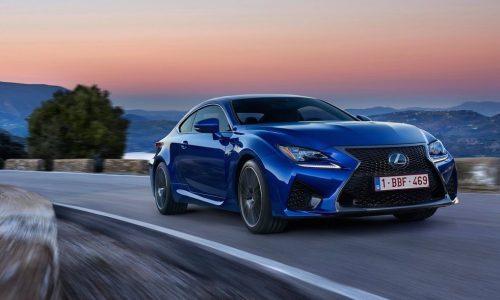 Lexus global sales hit record high in 2015, big increase on 2014