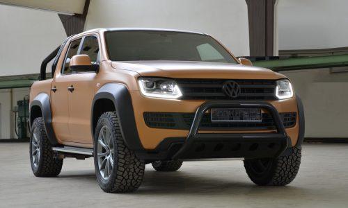 MTM announces Volkswagen Amarok V8 Desert Edition