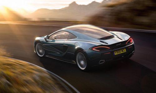 """McLaren 570GT revealed; """"most luxurious"""" McLaren ever"""