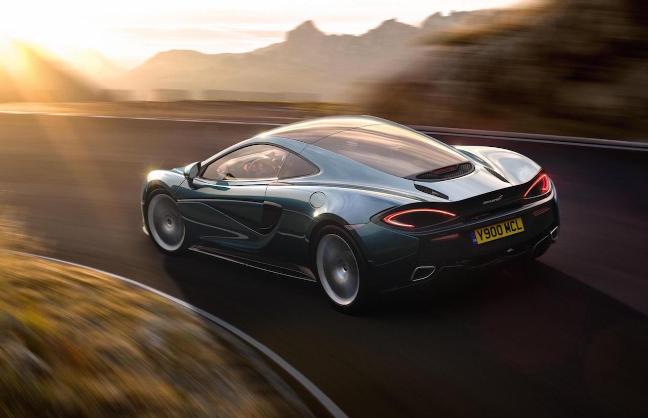 Mclaren 570gt Revealed Most Luxurious Mclaren Ever Performancedrive