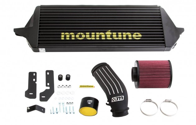 Mountune Ford Focus ST upgrade