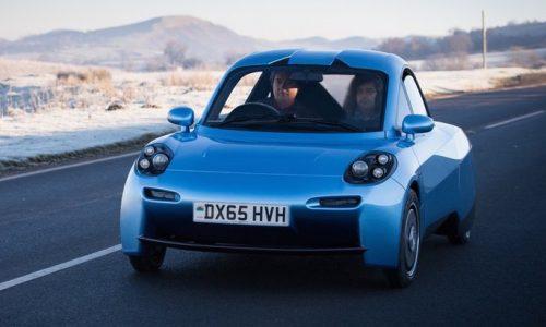 Riversimple Rasa hydrogen car shows innovation (video)