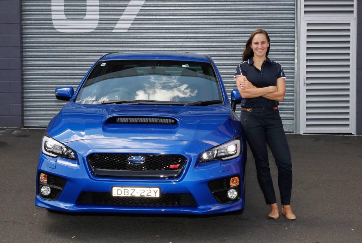 Subaru returning to Australia Rally Championship, with Molly Taylor