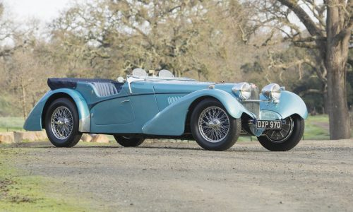 1937 Bugatti 57SC fetches over US$9 million at auction