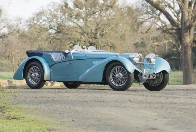 1937 Bugatti 57SC