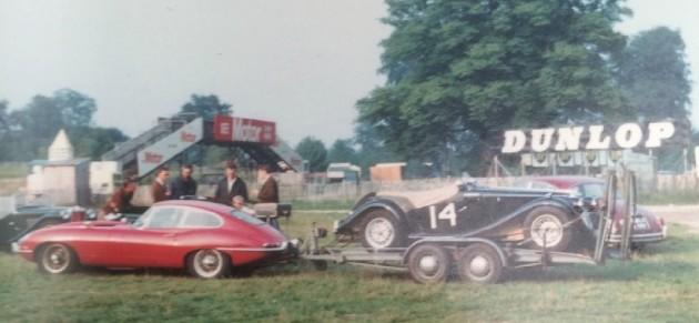 1963 Jaguar E-Type barn find-4