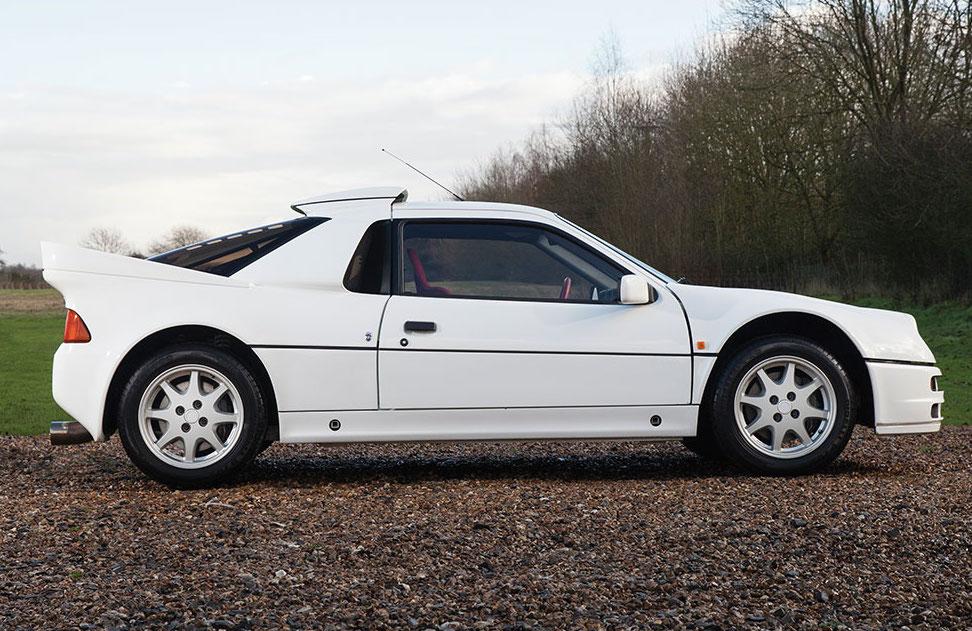For Sale Original 1985 Ford Rs200 Evolution