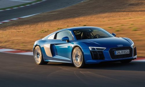 2018 Audi R8 V6 to feature tuned S4 3.0 TFSI engine – report