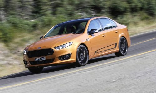 2016 Ford Falcon XR6 Sprint & XR8 Sprint images & video released