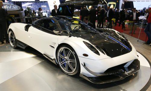 2016 Geneva Motor Show highlights (mega gallery)