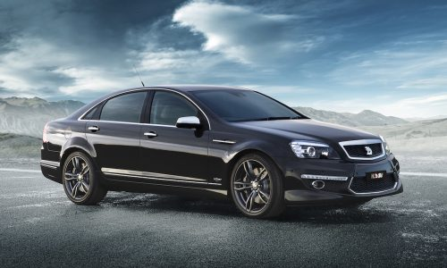 HSV Grange now only built to order, special send-off edition seems likely