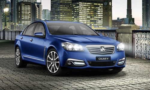 Holden VF Director special edition to help send off Commodore?