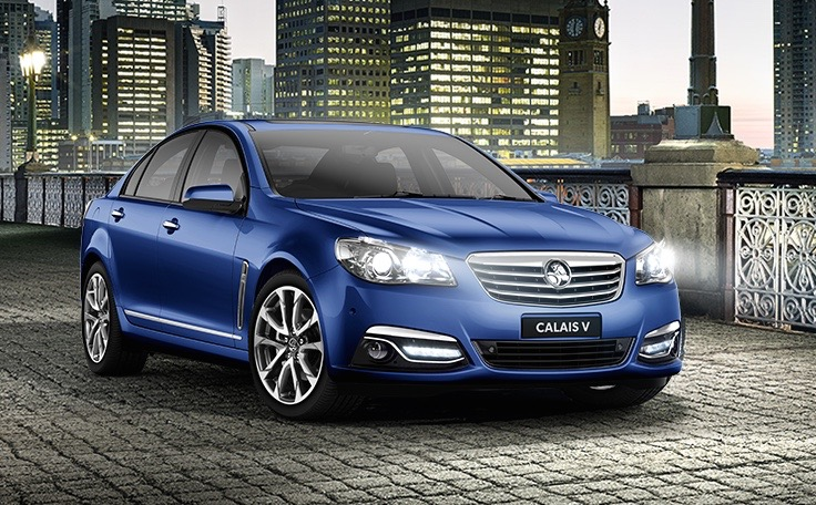 Holden Vf Director Special Edition To Help Send Off Commodore
