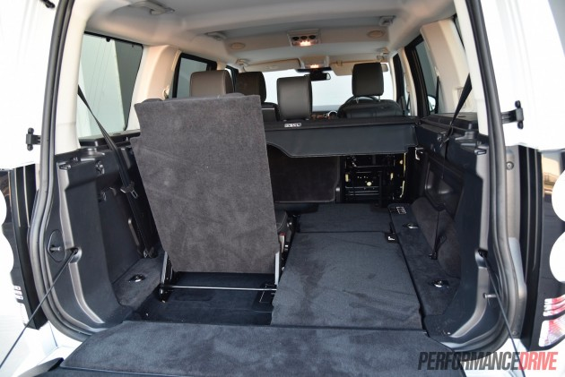 2016 Land Rover Discovery SDV6 HSE-boot