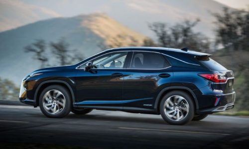 7-seat Lexus RX confirmed, could be called 'RX 350L'
