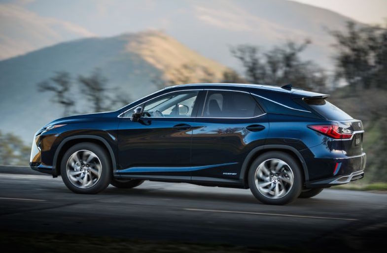 Lexus 7 Seater Suv >> 7 Seat Lexus Rx Confirmed Could Be Called Rx 350l