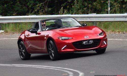 2016 Mazda MX-5 2.0L review (video)