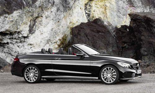 2016 Mercedes-Benz C-Class Cabriolet revealed