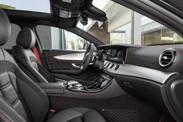 2016 Mercedes-AMG E 43 4MATIC-interior