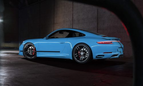 TechART announces new tuning kits for 991.2 Porsche 911
