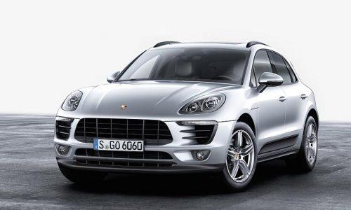 New base model Porsche Macan 4cyl announced, not in Australia until 2017