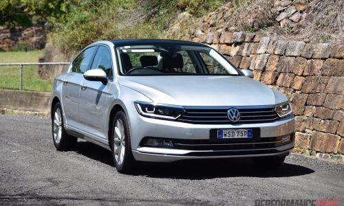 2016 Volkswagen Passat 132TSI review (video)