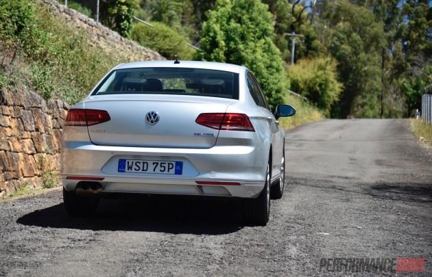 2016 Volkswagen Passat 132TSI Comfortline-taillights