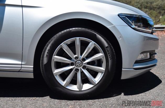 2016 Volkswagen Passat 132TSI Comfortline-wheels