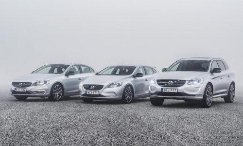 Volvo announces Polestar Performance Parts for V40, S60, XC60