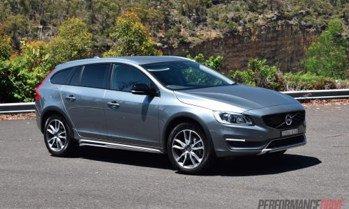 2016 Volvo V60 Cross Country D4 review (video)