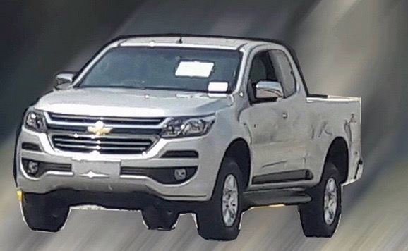 2017 Holden Colorado-maybe