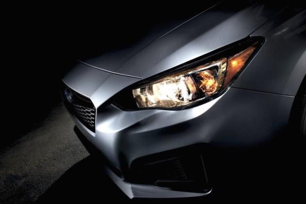 2017 Subaru Impreza preview