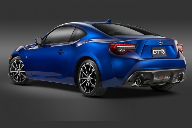 2017 Toyota 86-rear