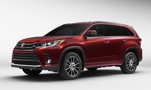 2017 Toyota Kluger revealed, gets more powerful direct-injection V6