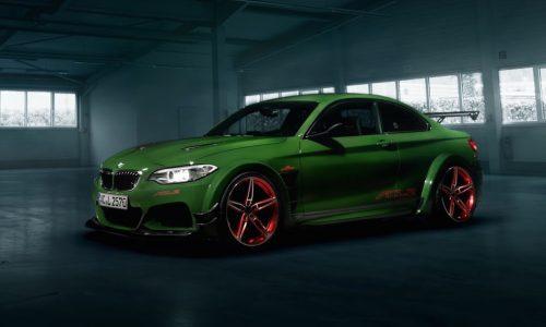 AC Schnitzer unveils unique BMW M235i with M4 engine conversion