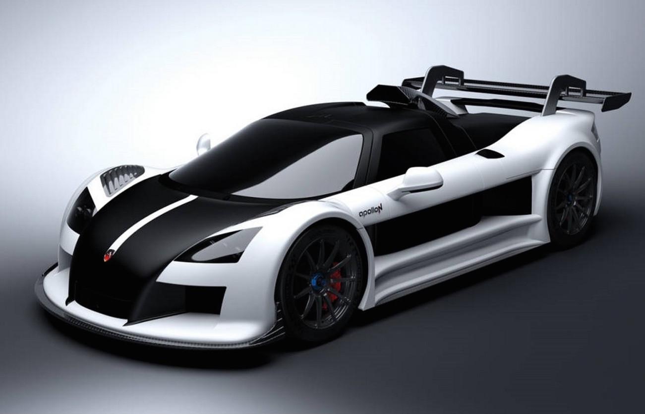 Apollo N racing car for the road debuts at Geneva, based on Gumpert