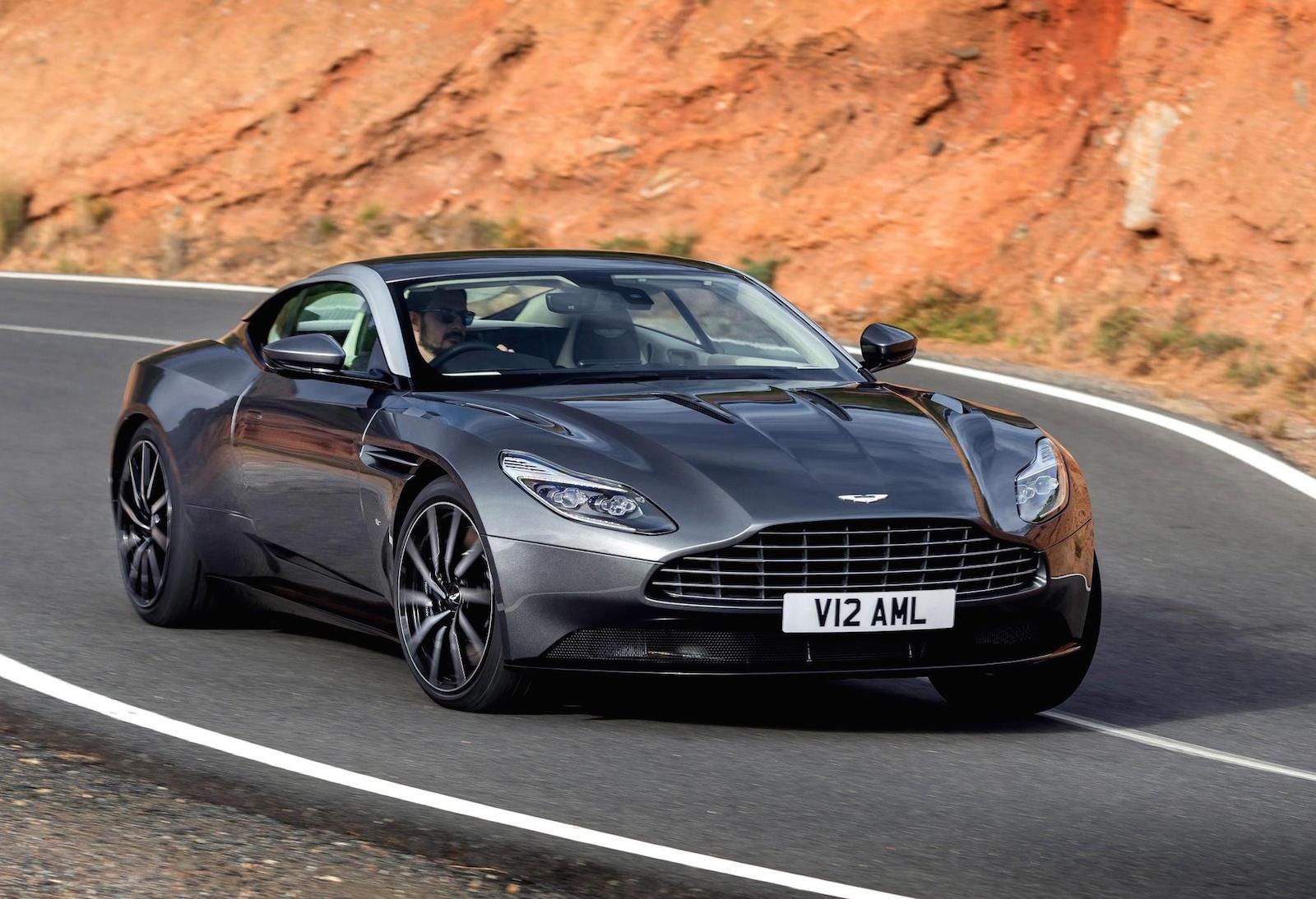 Aston Martin Db11 Debuts 600hp Twin Turbo V12 Performancedrive