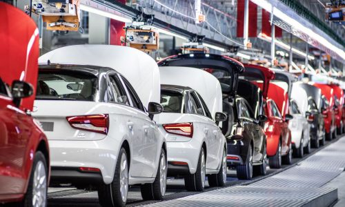 Audi temporarily closes factory in Brussels following terror attacks