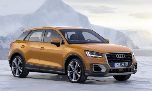 Audi Q2 compact SUV unveiled, on sale in Australia in 2017