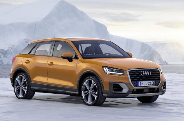 Audi Q2-orange