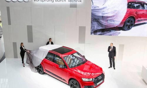 Audi launching 20 new models in 2016, reinvesting (cheated) profits