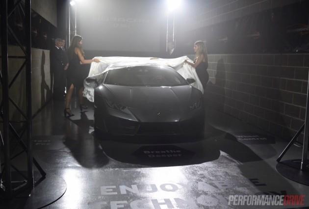 Australia Lamborghini Huracan 580-2-2