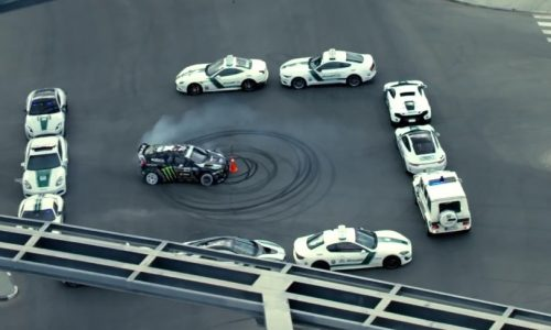 Video: Ken Block Gymkhana 8 released, not as exciting as previous vids?