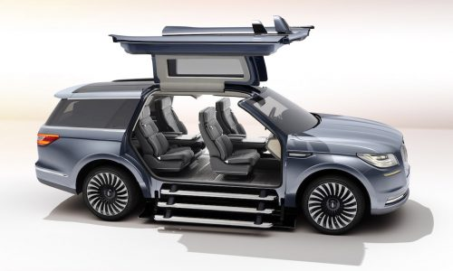 Lincoln Navigator Concept aims to be the SUV of all SUVs