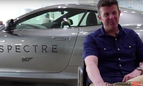 PerformanceDrive chats with 007 stunt driver Mark Higgins (video)