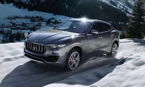 Maserati Levante goes official, turbo V6 engine lineup confirmed