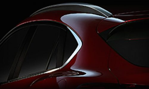 Mazda CX-4 confirmed for Beijing Motor Show debut