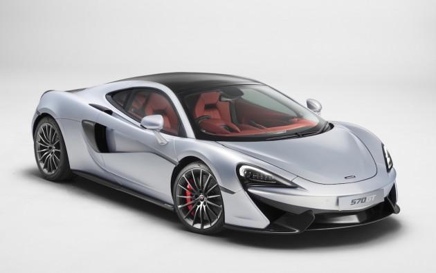 McLaren 570GT - 4