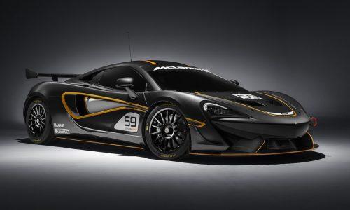 McLaren announces track-only 570S Sprint & 570S GT4